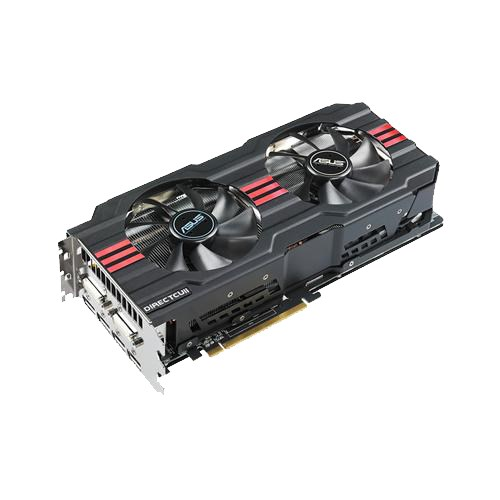 R9280X-DC2T-3GD5-V2 | Graphics Cards | ASUS Global