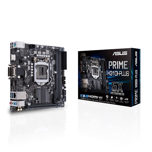 PRIME H310I-PLUS | Motherboards | ASUS Global