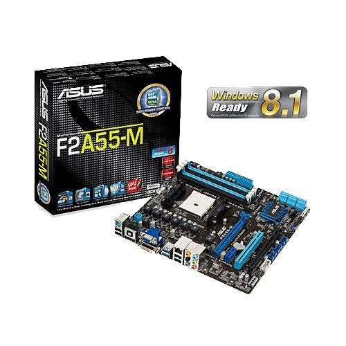 ASUS F2A55-M REALTEK AUDIO MAC