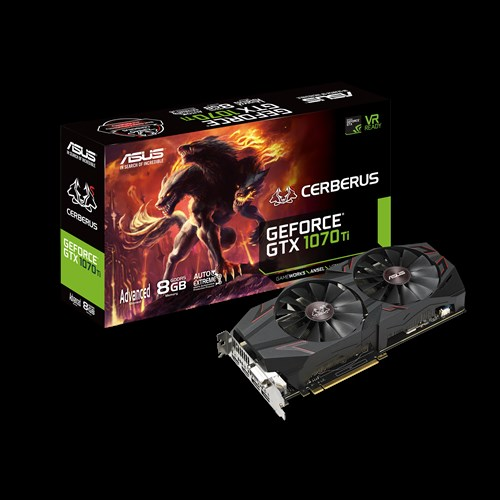 CERBERUS-GTX1070TI-A8G | Graphics Cards | ASUS Global