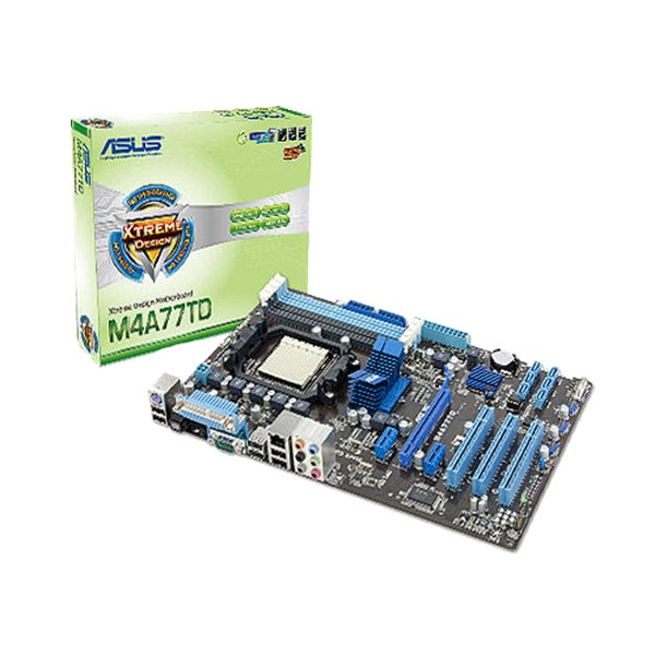 Asus M4A77TD PRO PC ProbeII Drivers PC