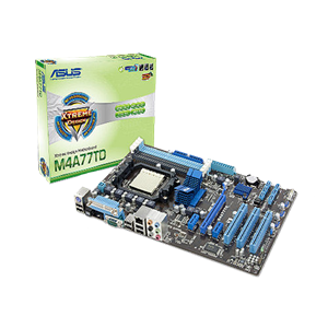M4A77TD CPU Support | Motherboards | ASUS Global