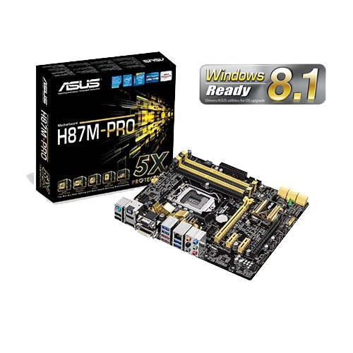 ASUS H87M-PRO ME DRIVERS UPDATE