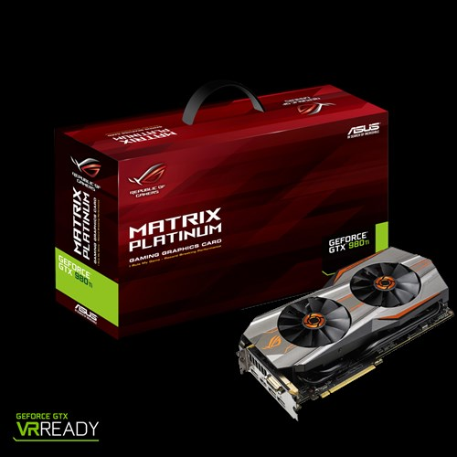 MATRIX-GTX980TI-P-6GD5-GAMING | Graphics Cards