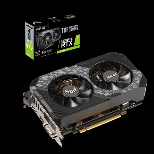 TUF-RTX2060-6G-GAMING | Graphics Cards | ASUS Global