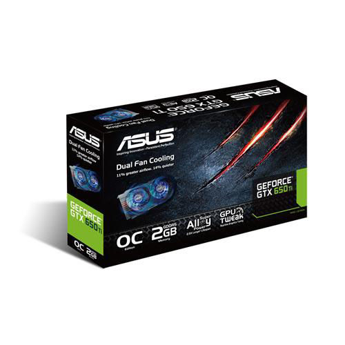 gtx650ti oc 2gd5 grafikkarten asus deutschland. Black Bedroom Furniture Sets. Home Design Ideas