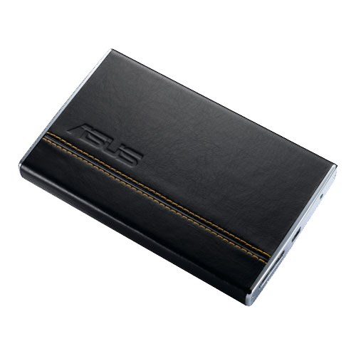 Leather External HDD