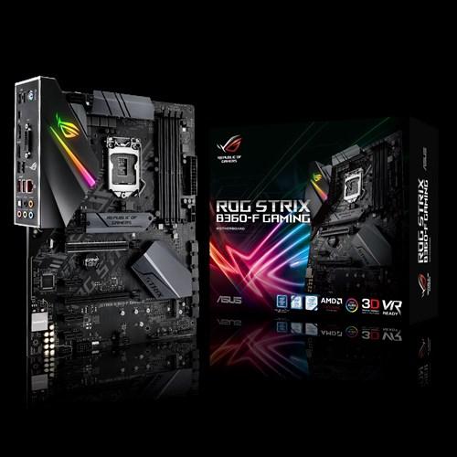 300 Series DDR4 HDMI DVI M.2 ATX Motherboard with 16GB Intel Optane Memory ASUS ROG Strix B360-H Gaming//Optane LGA1151