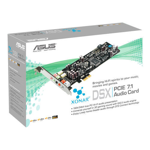 DRIVERS ASUS XONAR DX AUDIO DEVICE