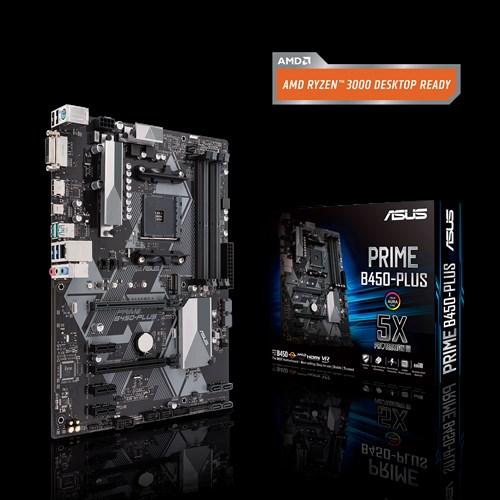 PRIME B450-PLUS | Motherboards | ASUS United Kingdom