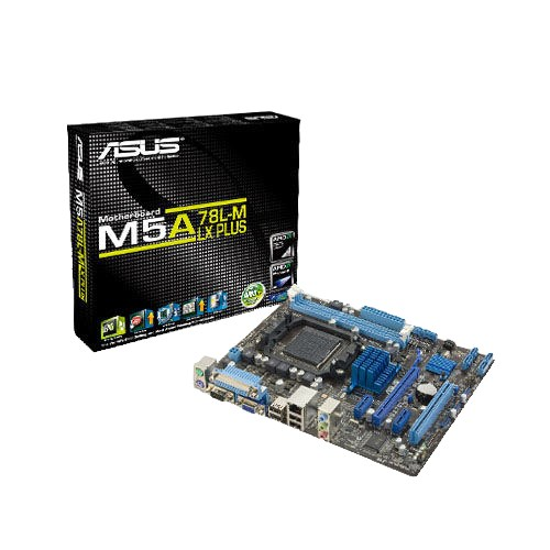 Download Drivers: Asus M5A78L-M LX PLUS Realtek LAN