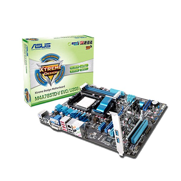 Asus M4A785TD-V EVO/U3S6 AMD VGA Treiber Windows XP