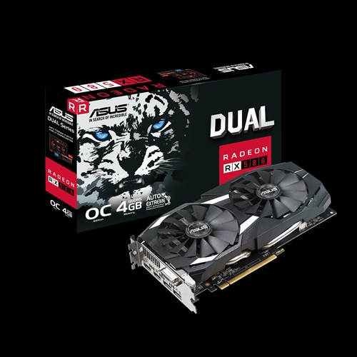 DUAL-RX580-O4G | Graphics Cards | ASUS Global