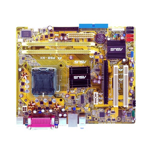 ASUS P5B-MX MOTHERBOARD DRIVER FOR WINDOWS