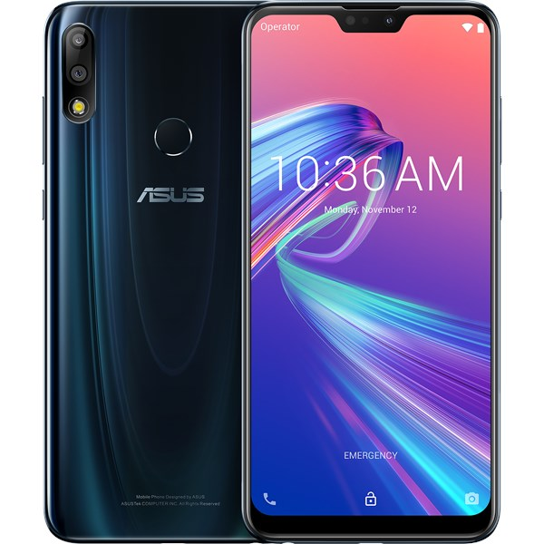 Zenfone Max Pro M2 Phone Asus Global