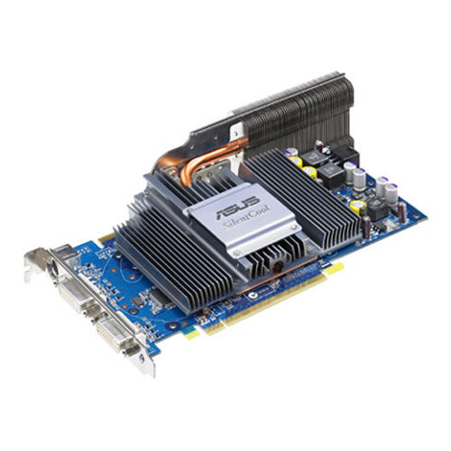 Asus GeForce 7800GT EN7800GT/2DHTV/256M Drivers for Windows XP