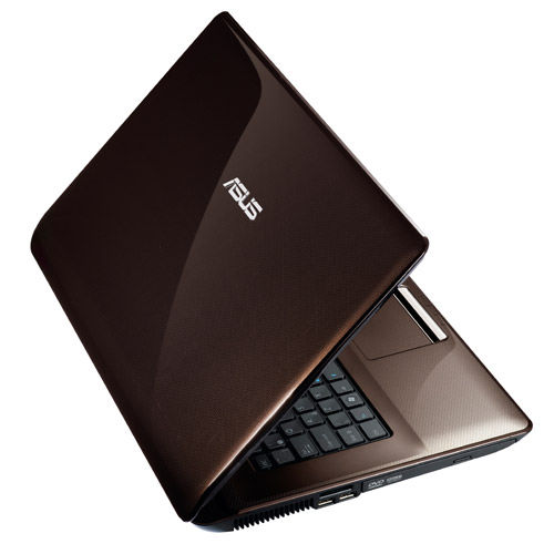 Asus K72JT Notebook ATI VGA Mac