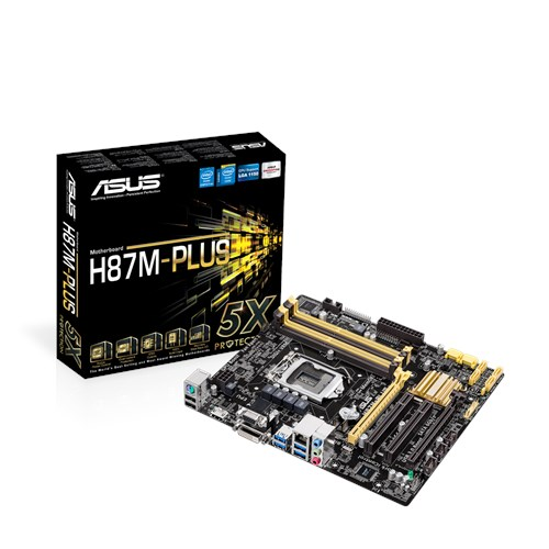 ASUS H87M-PLUS Intel Graphics Drivers for Windows