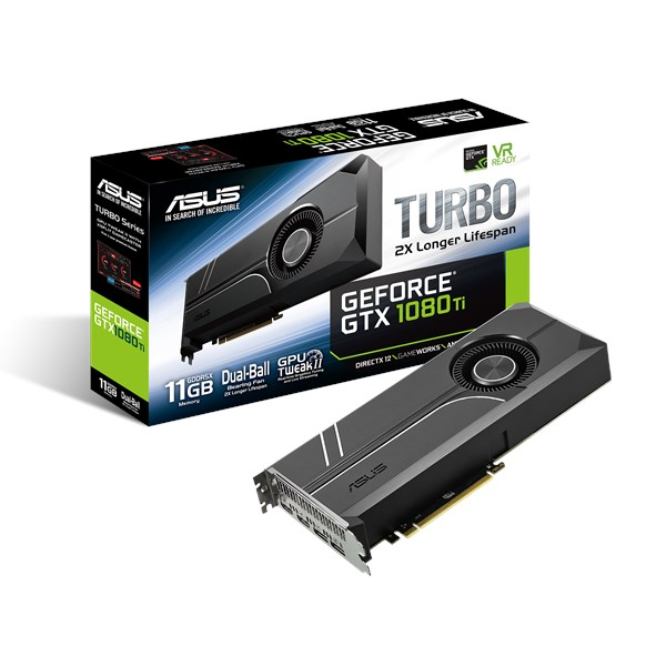 TURBO-GTX1080TI-11G | Graphics Cards | ASUS Global