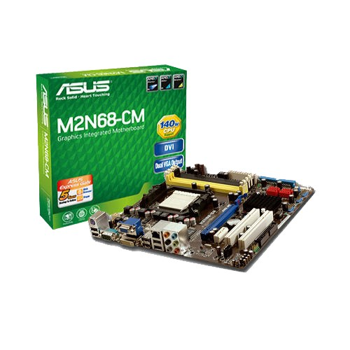 Asus M2N68-CM VIA Audio 64x