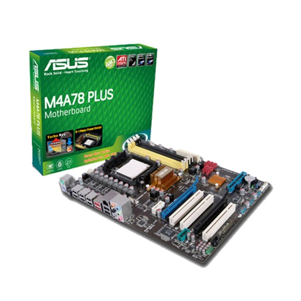 Asus M4A78 PLUS Drivers for Windows Mac