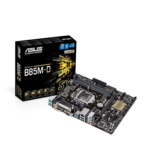 Asus B85M-D Intel Chipset Download Driver