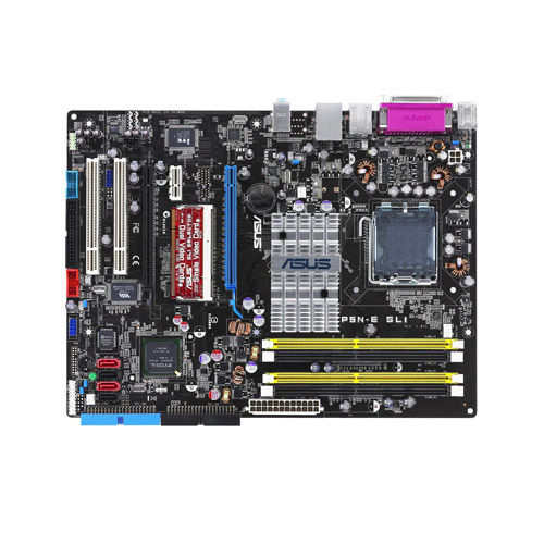 All Free Download Motherboard Drivers: ASUS P5N-E SLI Driver XP