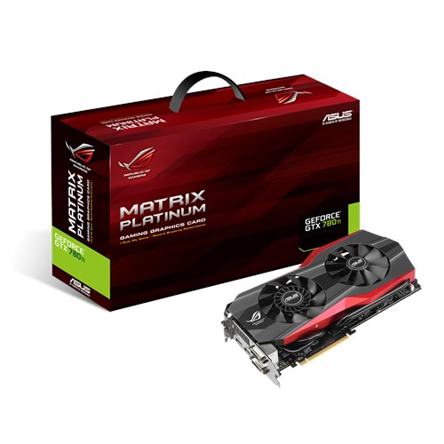 ROG MATRIX-GTX780TI-P-3GD5