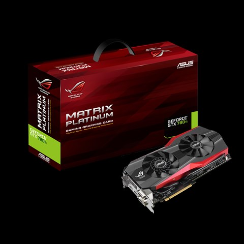 ROG MATRIX-GTX780TI-P-3GD5 Gallery