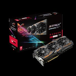 ROG STRIX-RX480-8G-GAMING Driver & Tools | Graphics