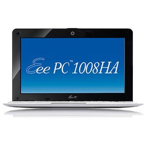 Asus Eee Pc 1008Ha (Seashell) Driver For Windows 7 32-Bit
