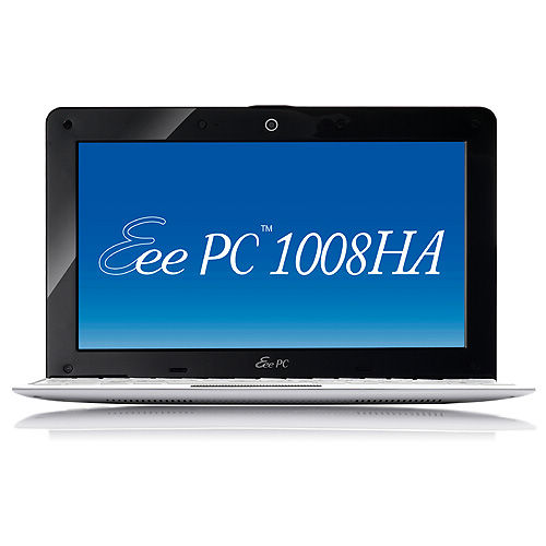 Eee PC 1008HA (Seashell)
