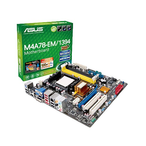 Asus M4A78-EM/1394 AMD VGA Drivers for Mac Download