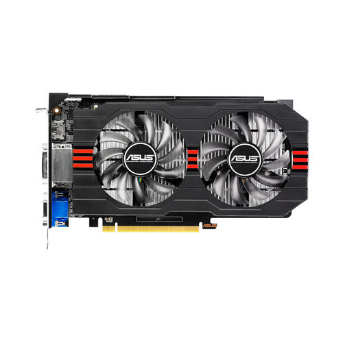 ASUS GTX650TI-O-1GD5 Graphics Card Drivers