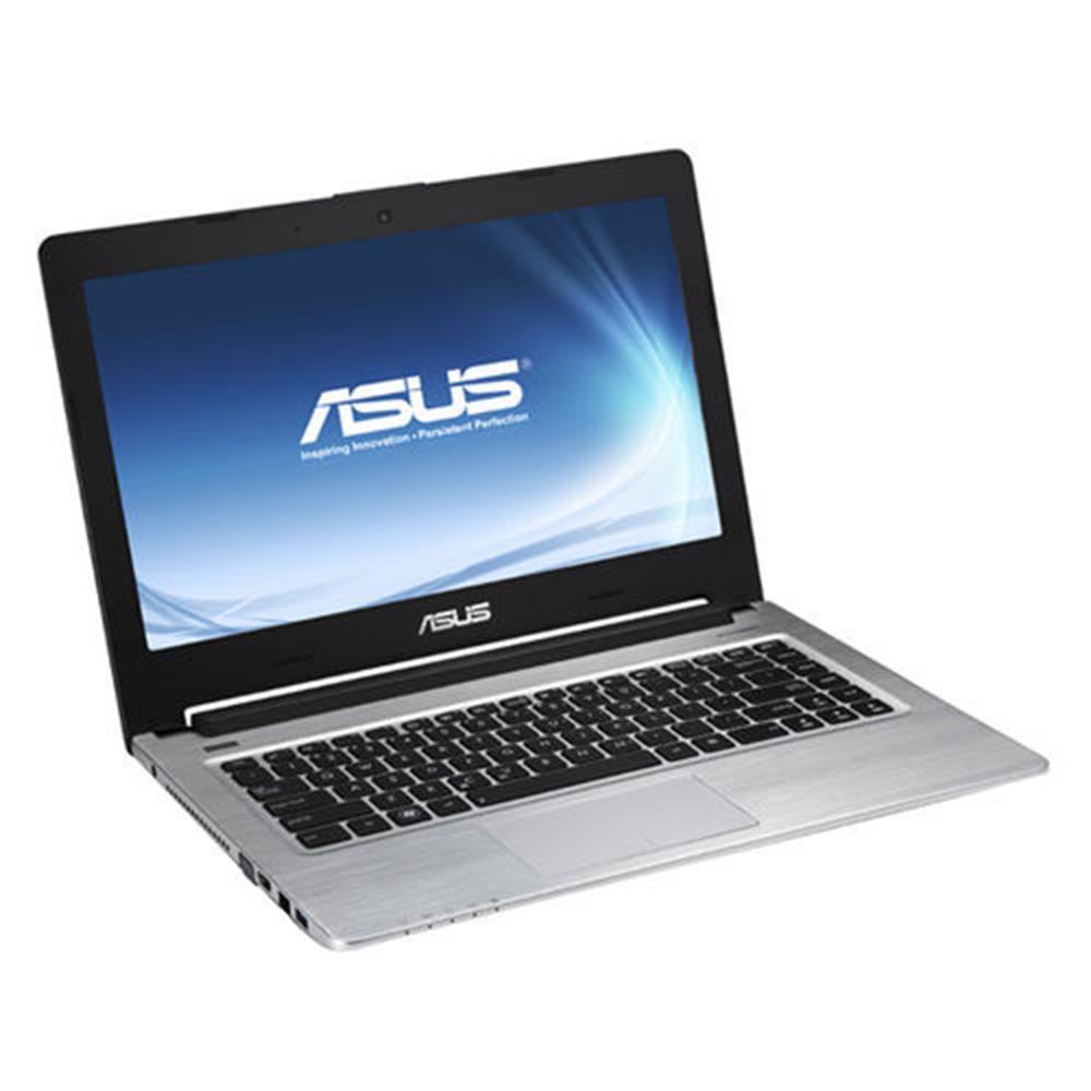 Ultrabook Asus S46CA-WX025H - Tela 14