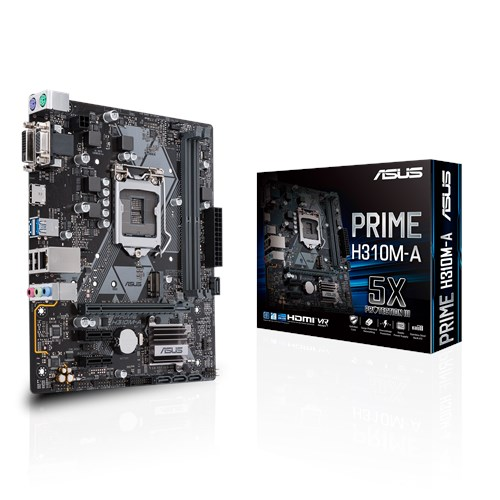 6be527518ce PRIME H310M-A | Motherboards | ASUS United Kingdom