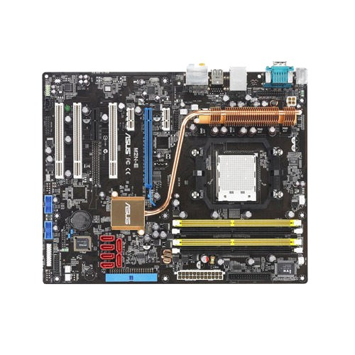 Asus M4N72-E NVIDIA nForce Chipset Windows 7