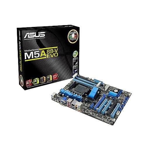 Asus M5A88-V EVO AMD Chipset XP