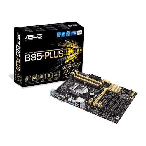 ASUS B85M-K PLUS Realtek LAN 64 BIT Driver