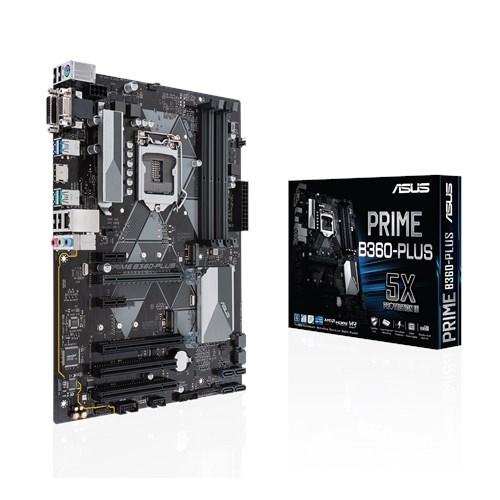 PRIME B360-PLUS | Motherboards | ASUS Global