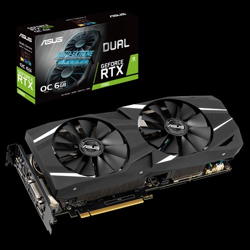 DUAL-RTX2060-O6G | Graphics Cards | ASUS Global