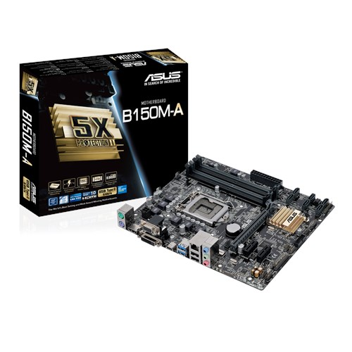 ASUS B150M-A INTEL GRAPHICS DRIVER UPDATE