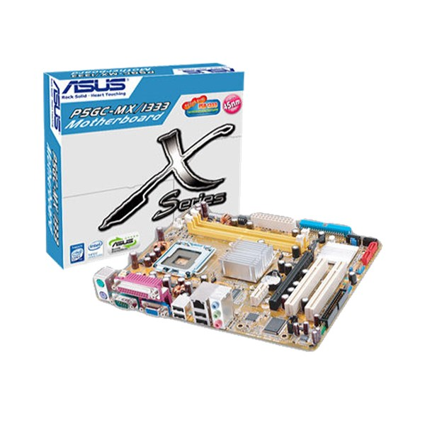 P5GC-MX/1333 CPU Support | Motherboards | ASUS USA