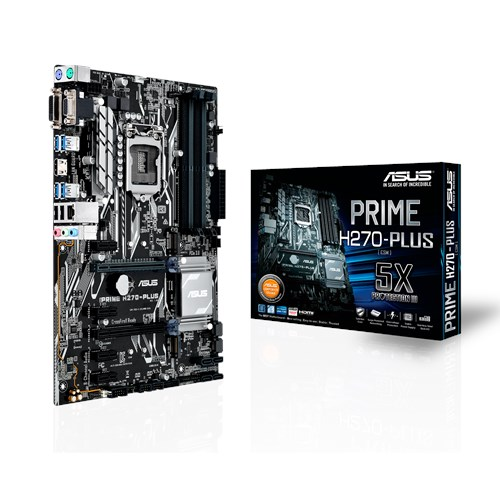 PRIME H270-PLUS | Motherboards | ASUS Global