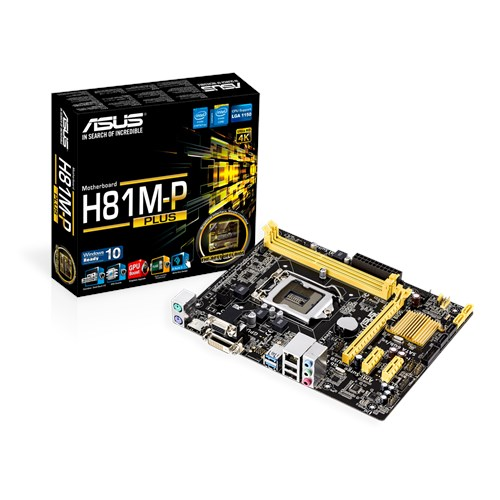 DRIVERS ASUS H81M-P SMART CONNECT
