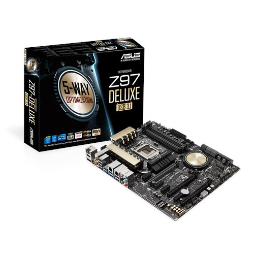 ASUS Z87-DELUXE Intel Smart Connect Technology Linux