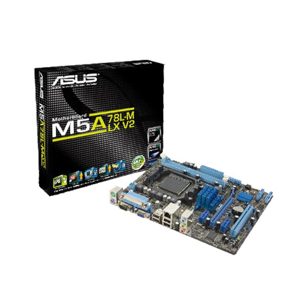 Asus M5A78L-M LX PLUS PC Diagnostics Driver (2019)