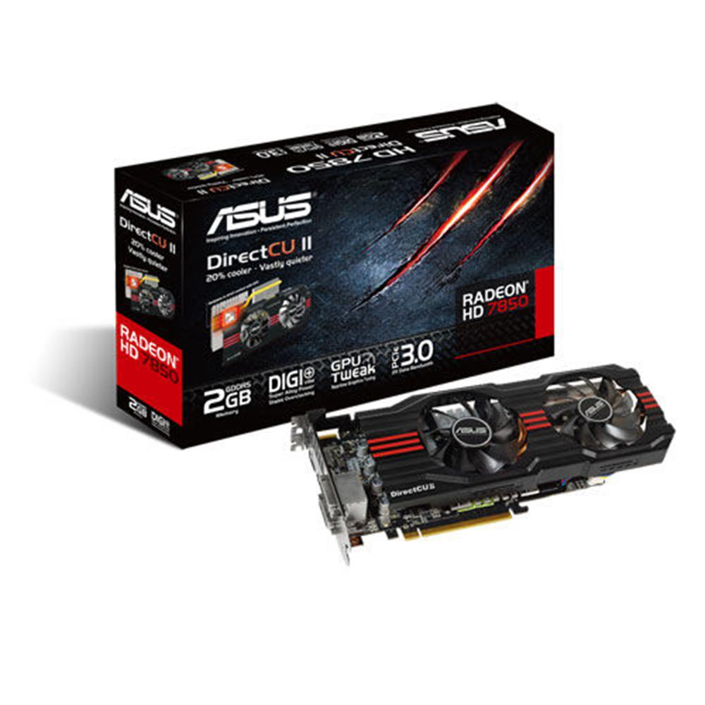 AMD Radeon HD7850 2GB GDDR5 256bits - HD7850-DC2-2