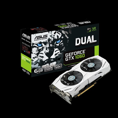 DUAL-GTX1060-6G | Graphics Cards | ASUS Global