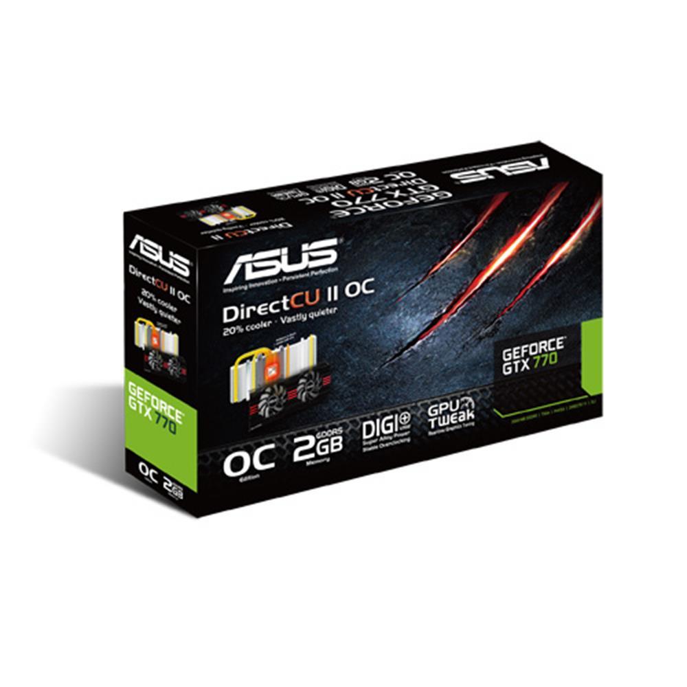 GeForce GTX 770 2GB GDDR5 256bits - Overclock Edit